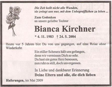 Bianca Kirchner